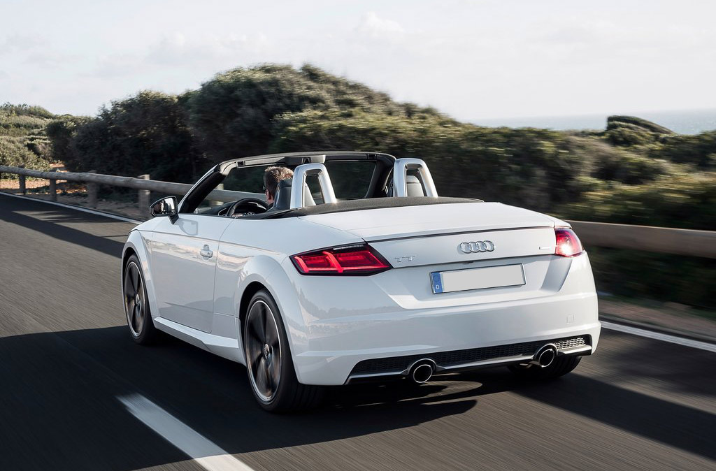 fr Location Audi TT Roadster Nice airport