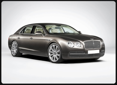 Flying Spur for rent Barcelone
