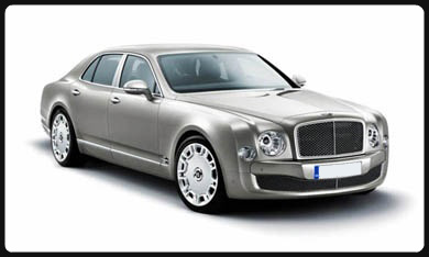 Mulsanne car hire nice