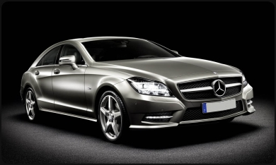 CLS350 for rent Cannes