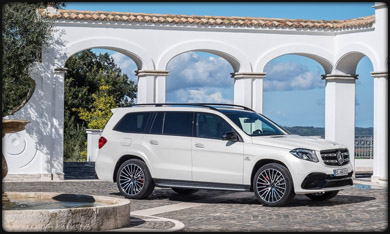 rent GLS63 AMG  Cannes