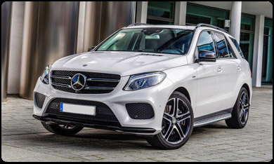 rent GLE350  Cannes